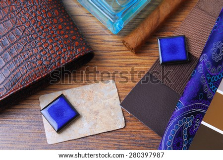 closeup of the interior design solid style concept - stock photo