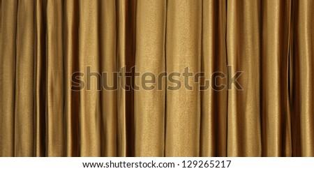 Cloth crop - stock photo
