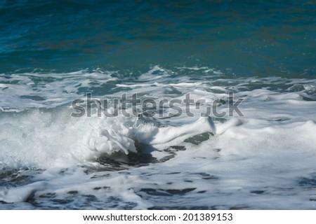 Coast - stock photo