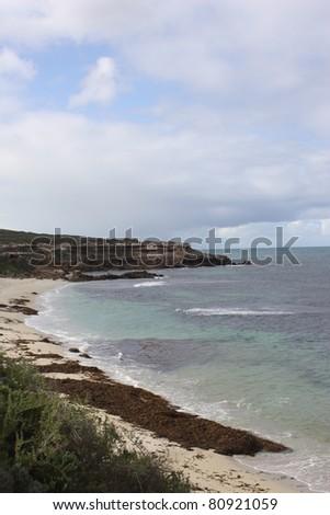 Coastline, Innes National Park. Australia - stock photo
