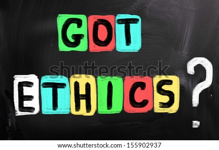 speech on moral values and ethics