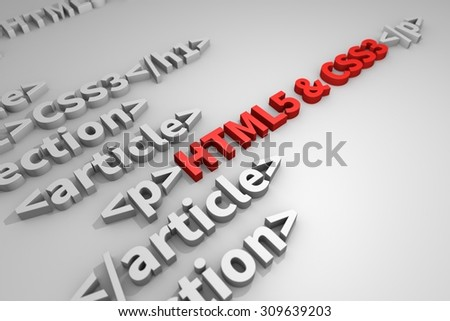 Coding Websites 2 - stock photo