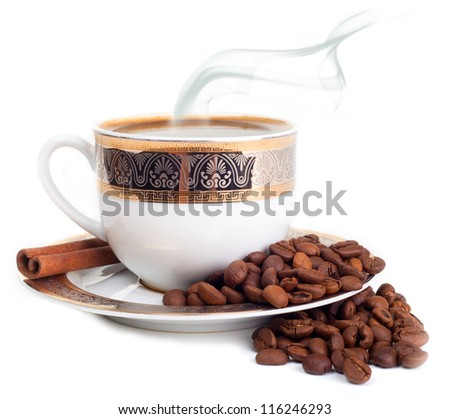Coffee. - stock photo