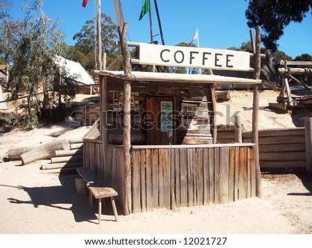 Coffee Bar - stock photo