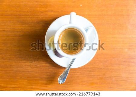 Coffee. Coffee Espresso - stock photo