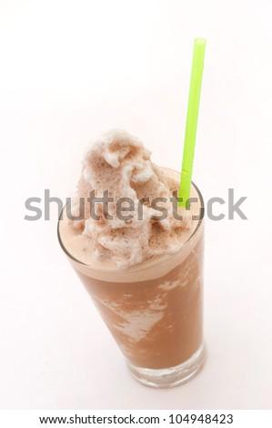 Coffee Smoothie - stock photo