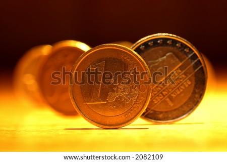 coin - stock photo