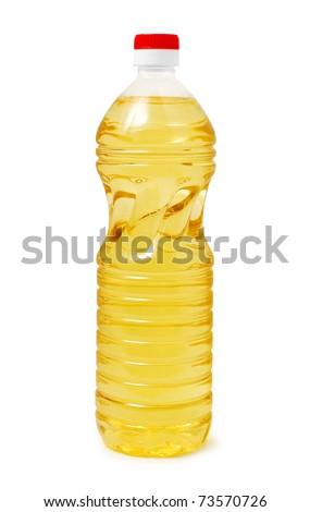 coking oil - stock photo