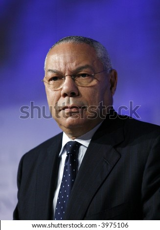 Colin Powell - stock photo
