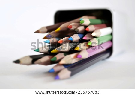 color images - stock photo