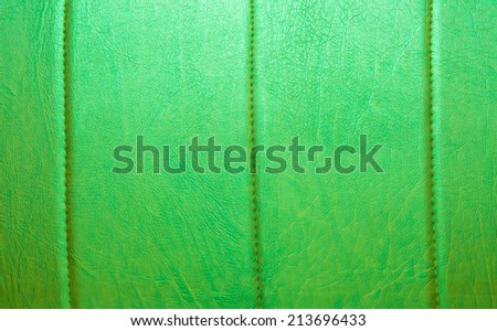 color leather background - stock photo