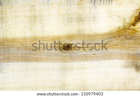Color photo of a rough wooden surface - stock photo