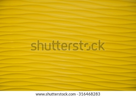 Color ripple marks concept image for global environmental  molten metal color  - stock photo