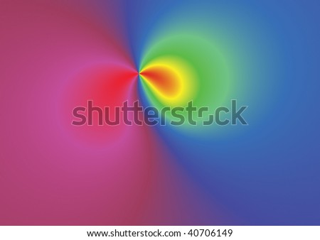 Color Spectrum - stock photo