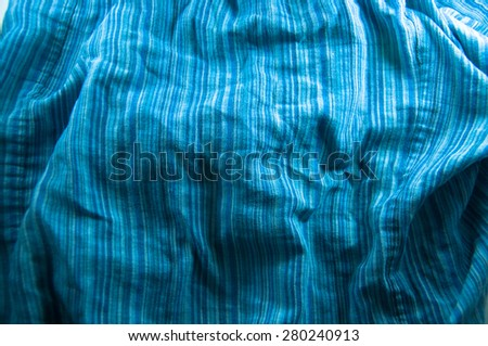 colored checked background with blue halftones - stock photo