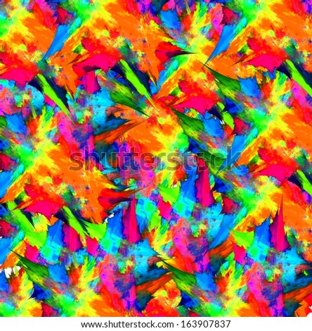 Colorful abstract background. Computer generated graphics. - stock photo