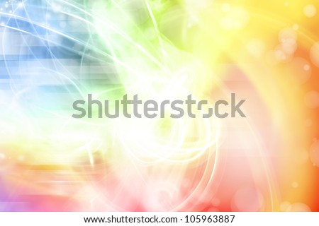Colorful abstract background. Copy space - stock photo