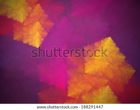 Colorful abstract background illustration - stock photo