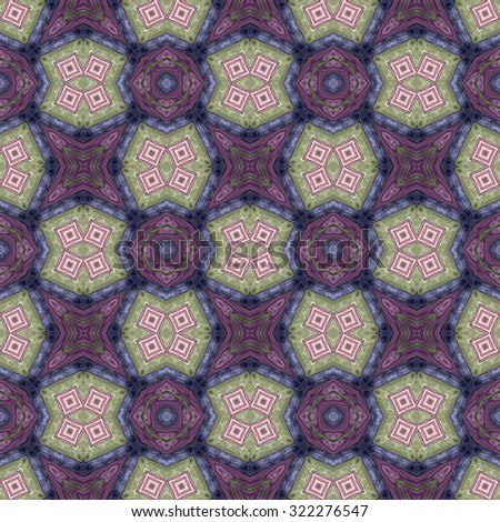 Colorful abstract background, seamless pattern, raster version. - stock photo
