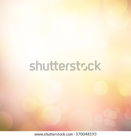 Colorful abstract background with magic lights - stock photo