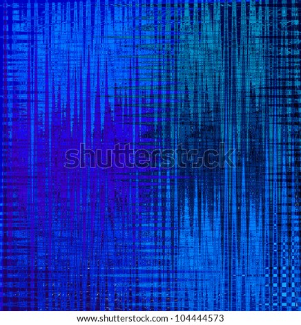 Colorful Abstract Glass Style Background,blue texture - stock photo