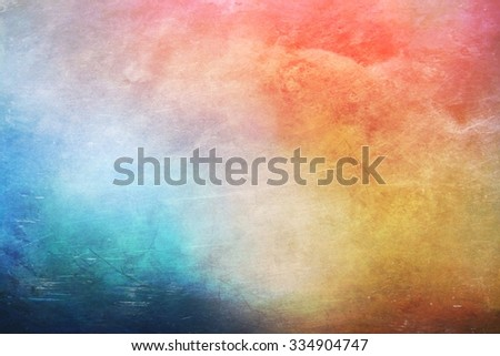 Colorful abstract grunge texture - stock photo