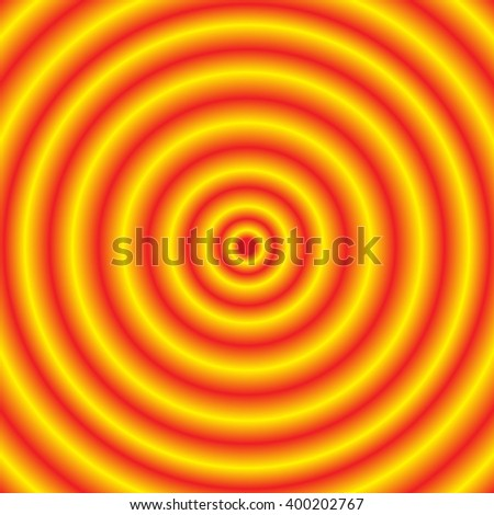 Colorful Abstract Psychedelic Art Background. Illustration.  - stock photo
