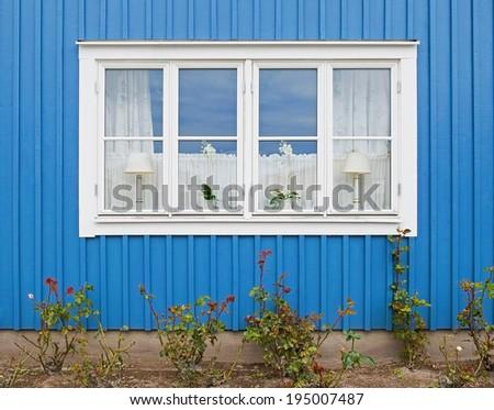 Colorful architecture  - stock photo
