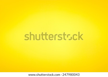 colorful blurred backgrounds / yellow background - stock photo