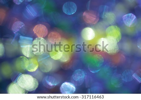 Colorful bokeh background.  - stock photo
