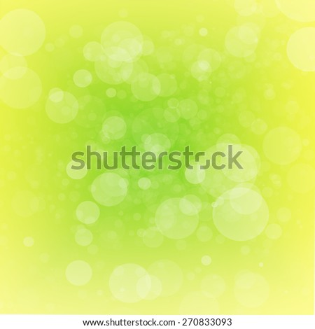 Colorful bokeh background with defocused lights - stock photo