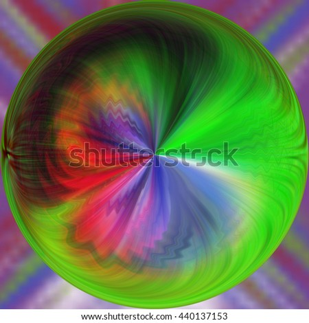 colorful light blue green red pink purple background backdrop spin spiral powerful blast movement decorative pattern light abstract art - stock photo