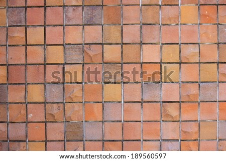 Colorful Mosaic Background - stock photo
