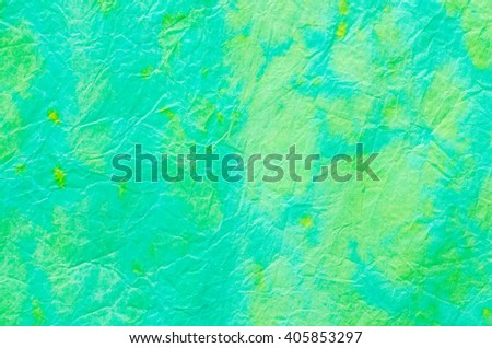 colorful multicolored painted paper tissue background - stock photo