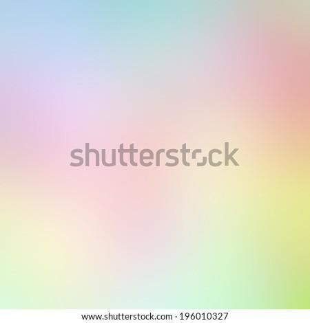 Colorful pastel background - stock photo