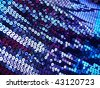 colorful sequins. More of this motif & more sequins in my port. - stock photo