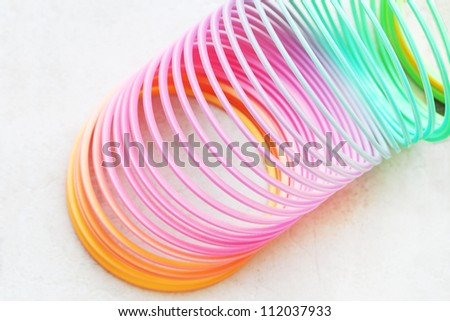 Colorful spring - stock photo