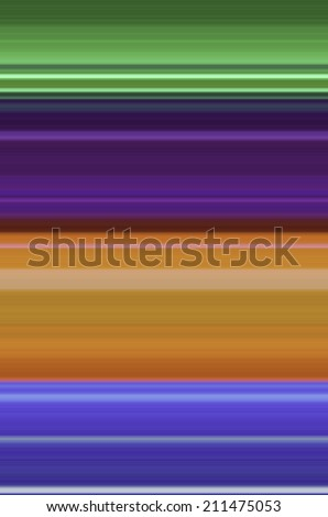 Colorful Striped Background - stock photo