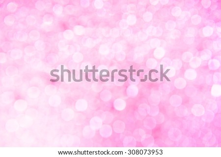 colorful twinkling lights bokeh light background ,support valentine day ,background - stock photo