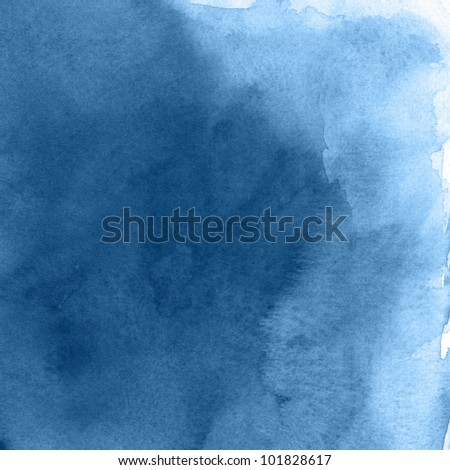colorful watercolor background for your design.painting on paper from my originals - stock photo