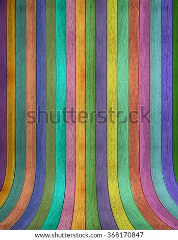 Colorful wooden background. - stock photo