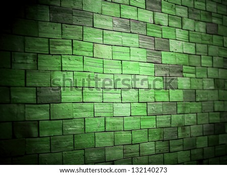 Colorfull grunge background of old stone texture. Photo. - stock photo