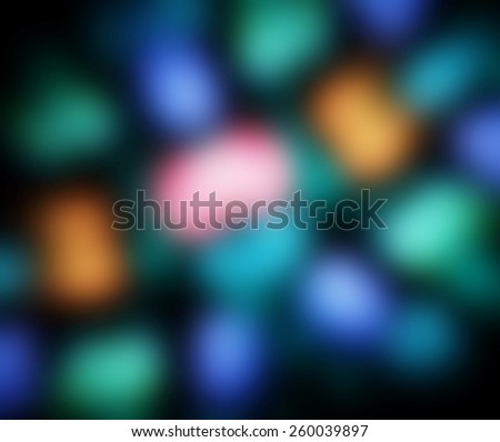 Colors blurry background generated at computer. - stock photo