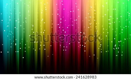 Colors specktrum backgrounds - stock photo