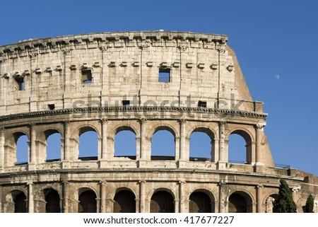 Colosseum - stock photo