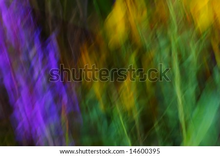 Coloured abstract - stock photo