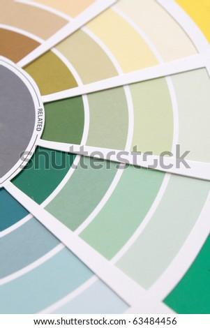 Colours - stock photo