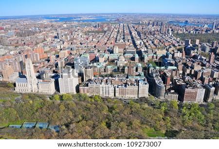 Columbia University, New York - stock photo