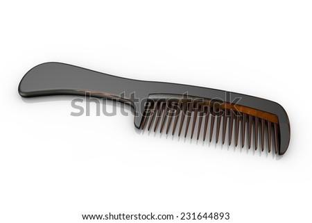 Comb - stock photo