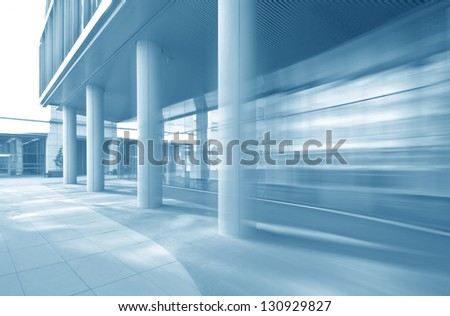 Commercial Office - stock photo